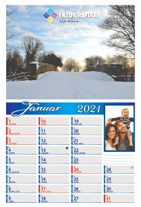 koledarji z imeni 2021