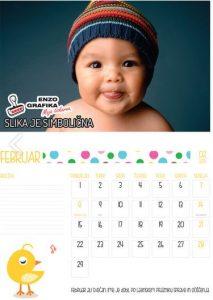 otroški koledarji